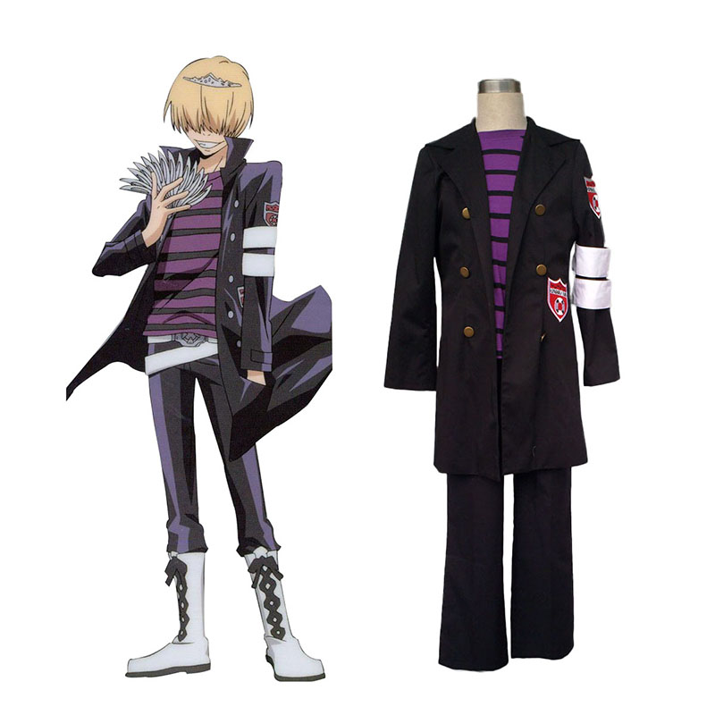 Hitman Reborn Belphegor 1 Cosplay Costumes New Zealand Online Store