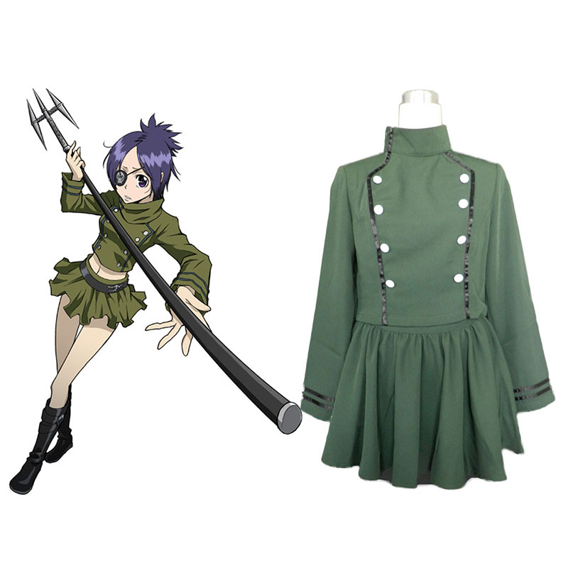 Hitman Reborn Chrome Dokuro Cosplay Costumes New Zealand Online Store