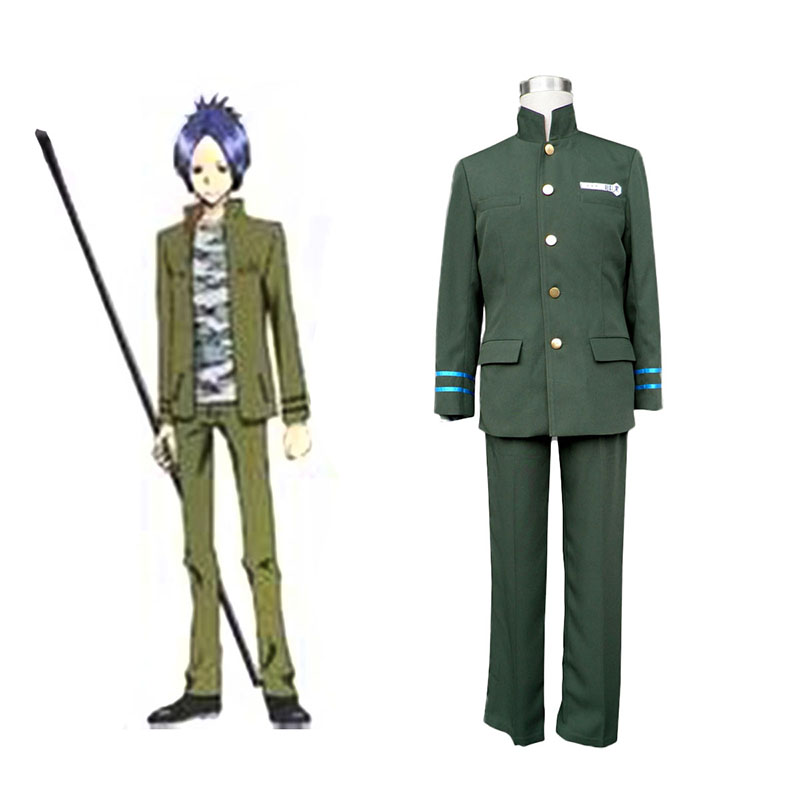 Hitman Reborn Junior High School Male Uniforms 2 Cosplay Costumes New Zealand Online Store