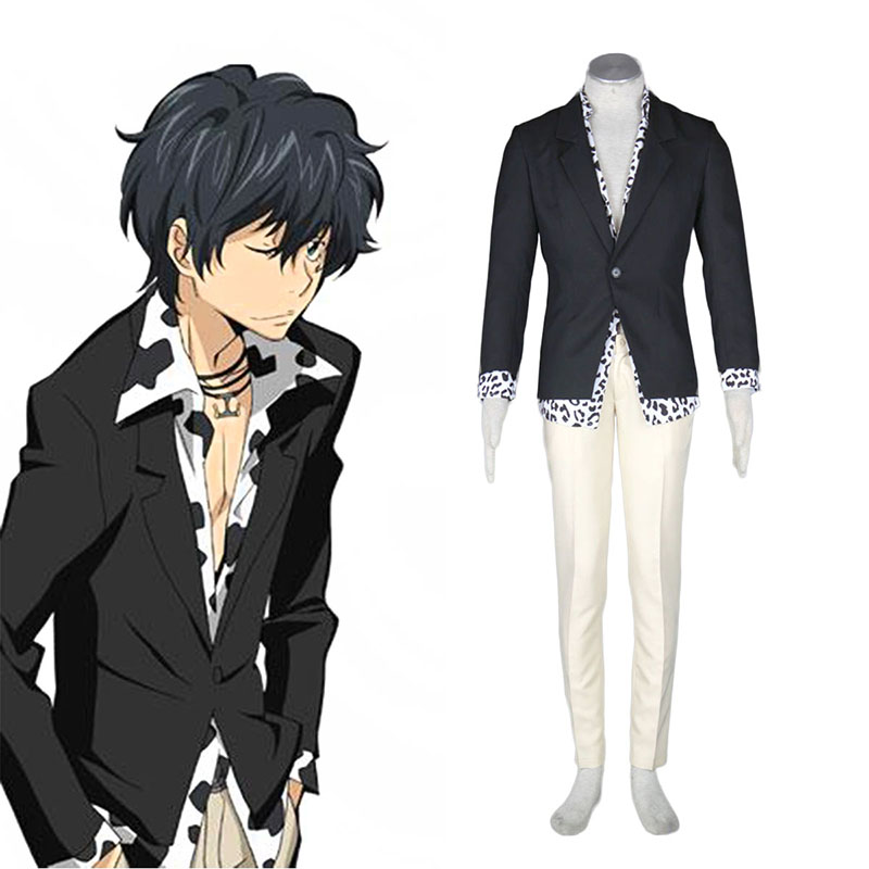 Hitman Reborn Ranbo 1 Cosplay Costumes New Zealand Online Store