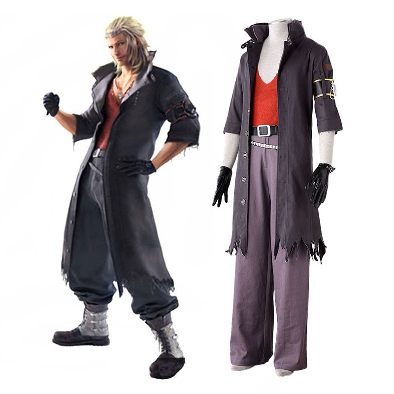 Final Fantasy 13-2 Snow Villiers 2 Cosplay Costumes New Zealand Online Store