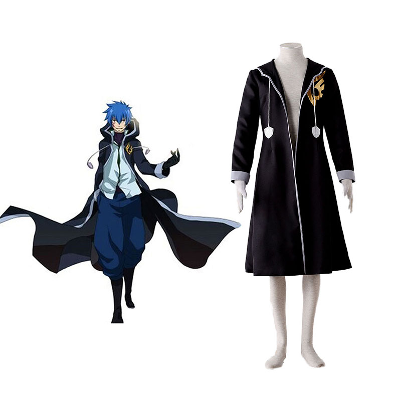 Fairy Tail Jellal Fernandes 1 Cosplay Costumes New Zealand Online Store