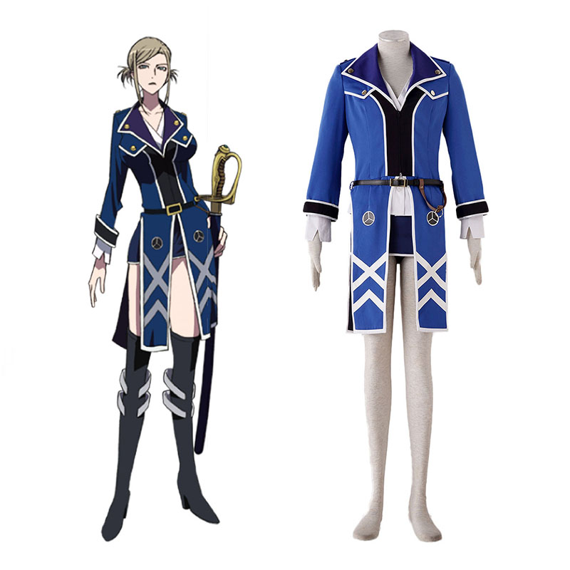 K Awashima Seri 1 Cosplay Costumes New Zealand Online Store