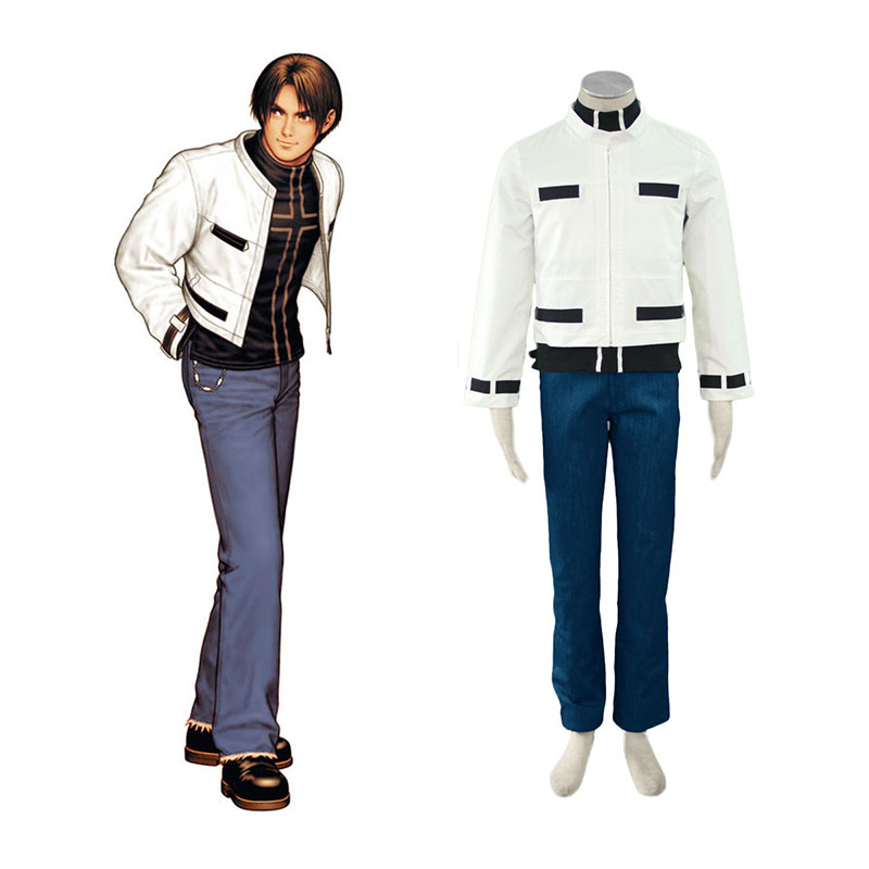 The King Of Fighters Kyo Kusanagi Cosplay Costumes New Zealand Online Store