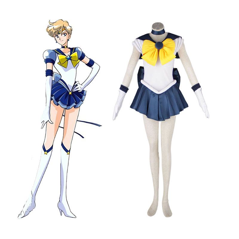 Sailor Moon Tenoh Haruka 1 Cosplay Costumes New Zealand Online Store