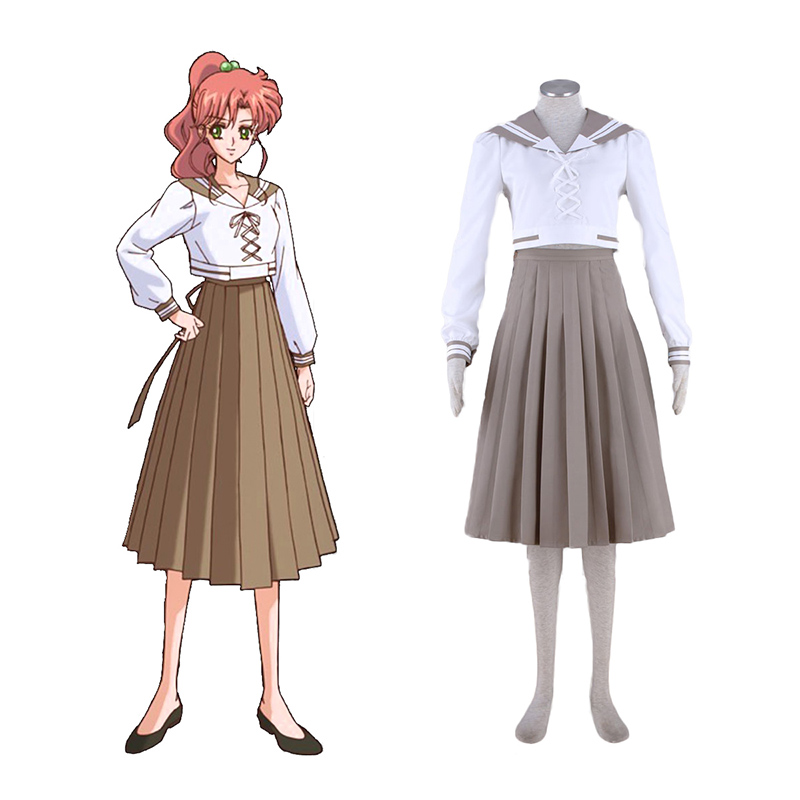 Sailor Moon Kino Makoto 4 Cosplay Costumes New Zealand Online Store