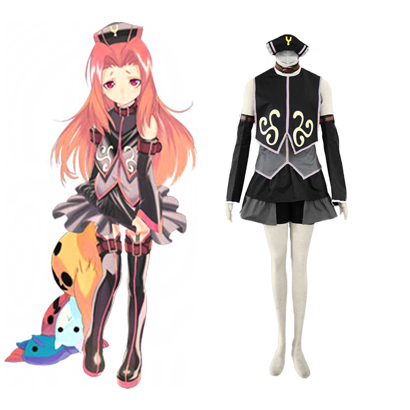 Tales of the Abyss Arietta 1 Cosplay Costumes New Zealand Online Store