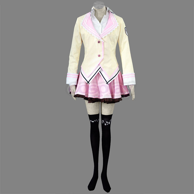Supreme Candy School Female Uniformes Cosplay Costumes New Zealand Online Store