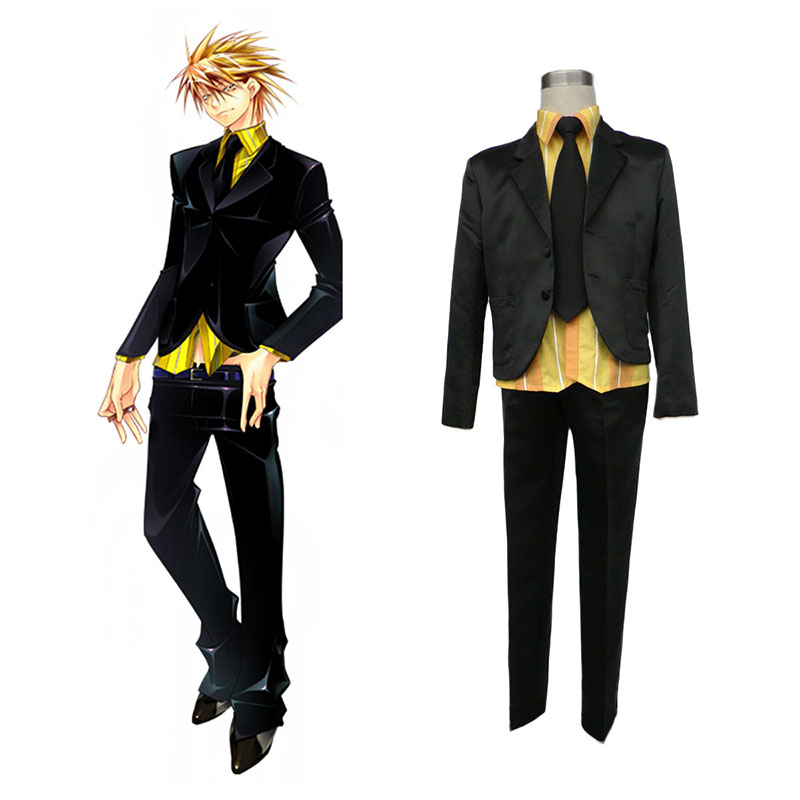 Lucky Dog1 Gian·Carlo 2 Cosplay Costumes New Zealand Online Store