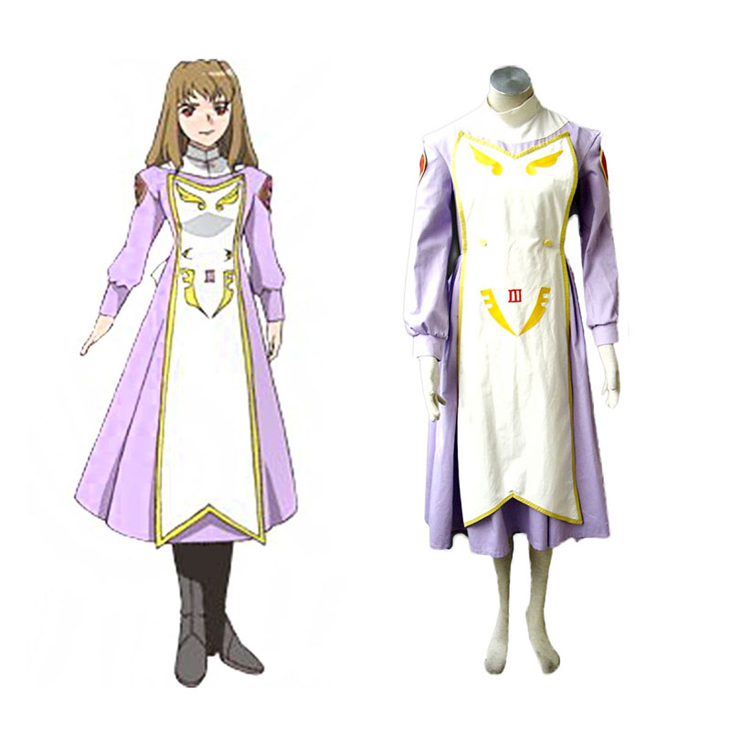 My-Otome Shizuru Viola Cosplay Costumes New Zealand Online Store