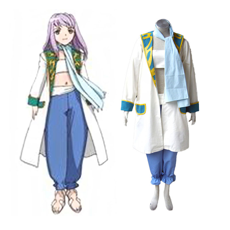 My-Otome Mashiro Blan de Windbloom Cosplay Costumes New Zealand Online Store