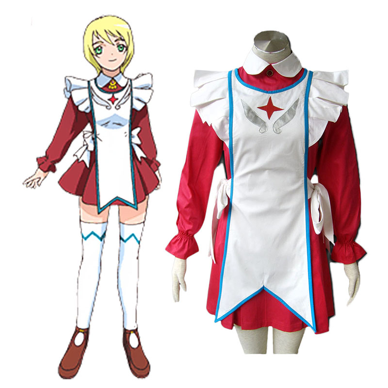My-Otome Erstin Ho Cosplay Costumes New Zealand Online Store