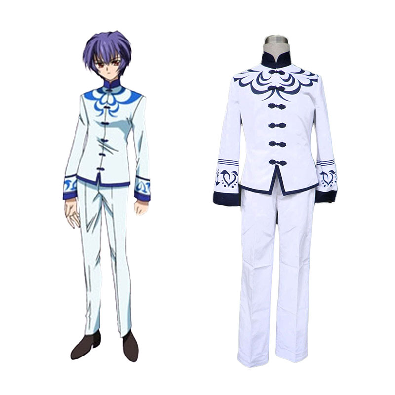 Touka Gettan Male School Uniform Cosplay Costumes New Zealand Online Store