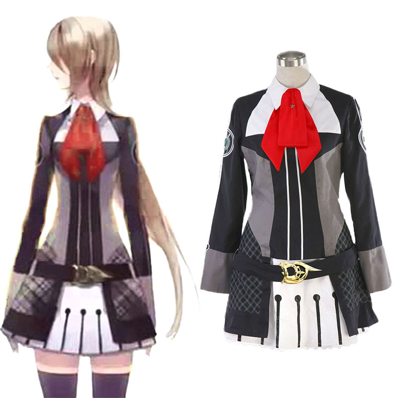 Starry Sky Female Winter School Uniform Cosplay Costumes New Zealand Online Store