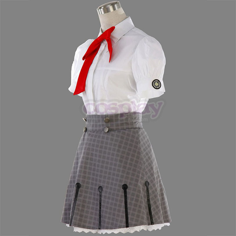 Starry Sky Female Summer School Uniform Cosplay Costumes New Zealand Online Store