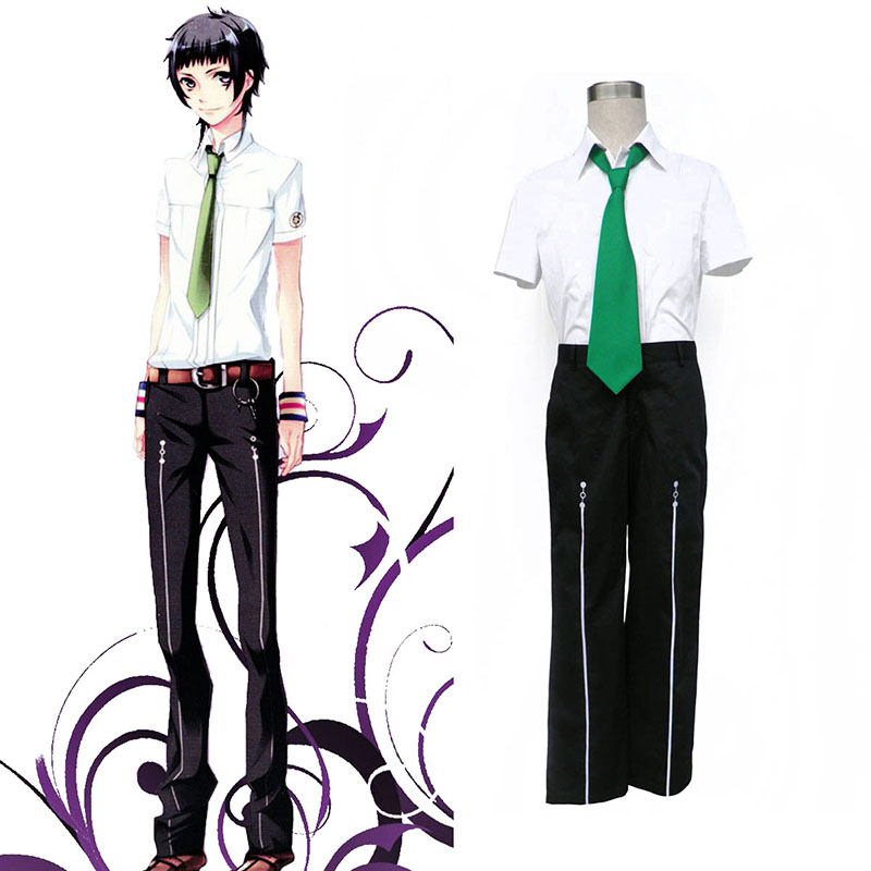 Starry Sky Male Summer School Uniform 2 Cosplay Costumes New Zealand Online Store