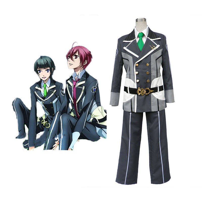 Starry Sky Male Winter School Uniform 2 Cosplay Costumes New Zealand Online Store