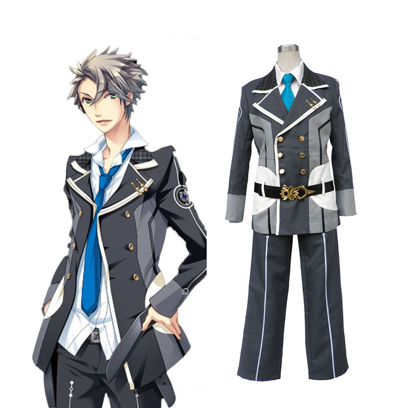 Starry Sky Male Winter School Uniform 3 Cosplay Costumes New Zealand Online Store
