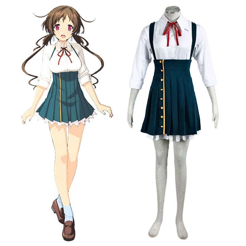 Love, Election and Chocolate Aomi Isara 1 Cosplay Costumes New Zealand Online Store