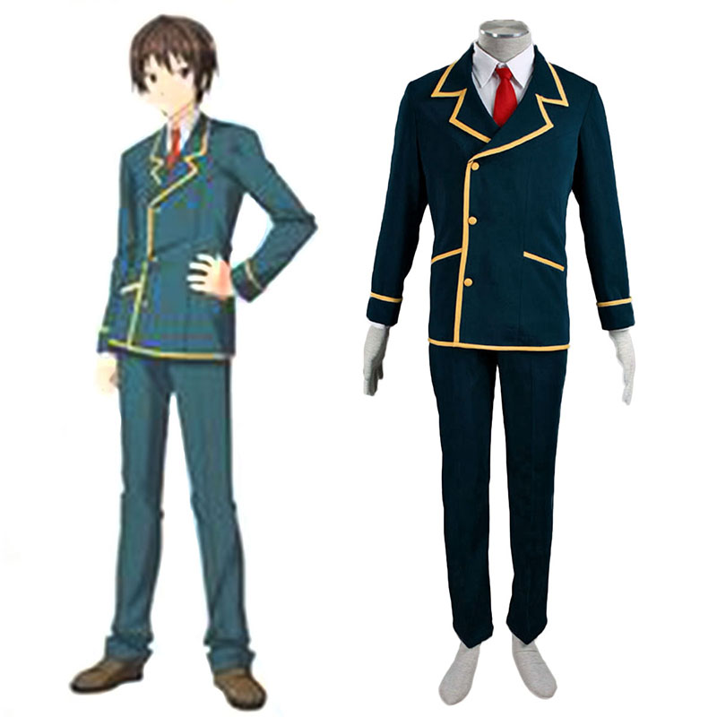 Love, Election and Chocolate Ohjima Yuuki 1 Cosplay Costumes New Zealand Online Store
