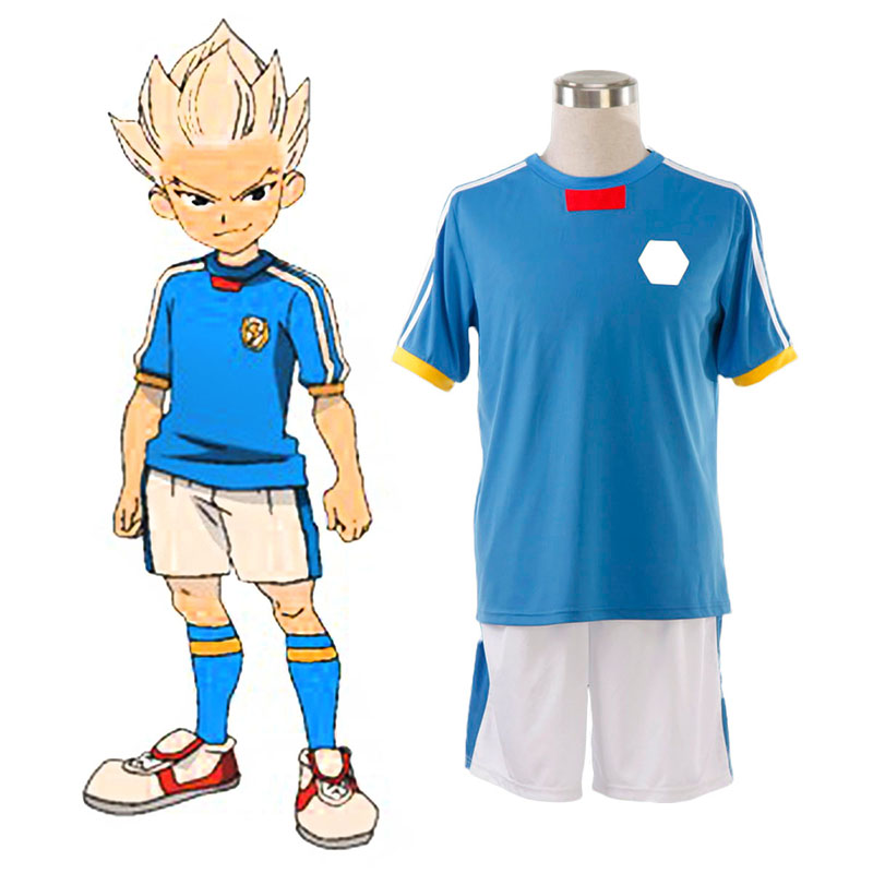 Inazuma Eleven Japan National Team Summer 1 Cosplay Costumes New Zealand Online Store