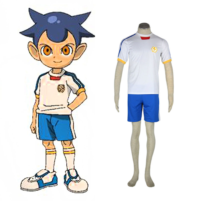 Inazuma Eleven Japan Team Summer 2 Cosplay Costumes New Zealand Online Store