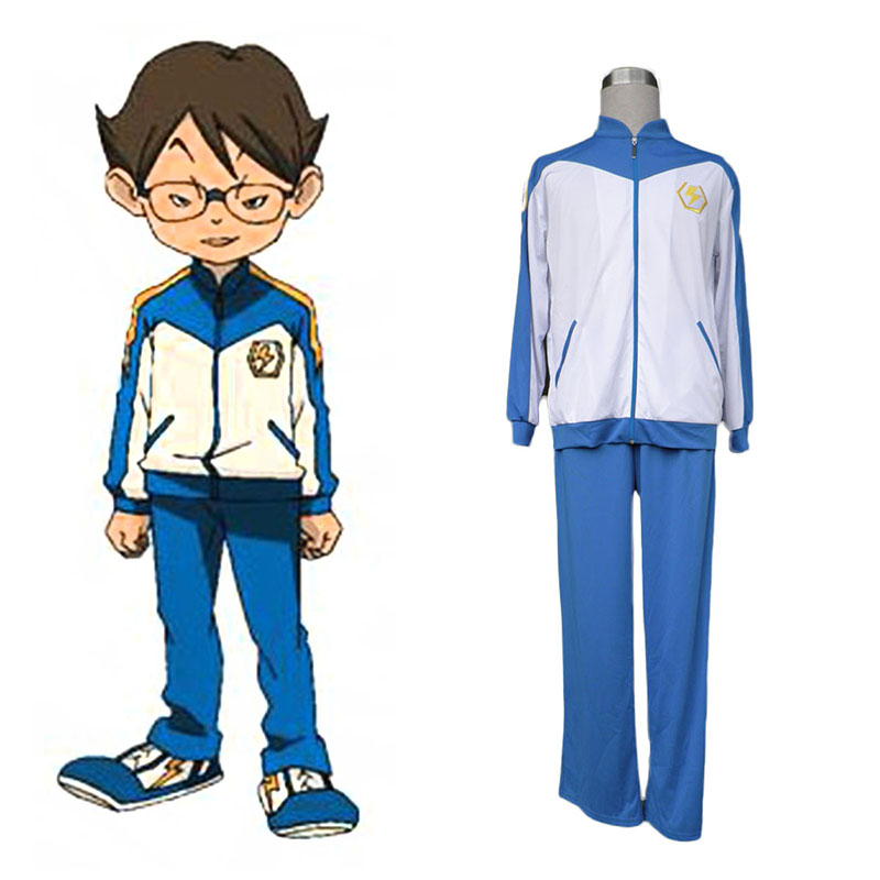 Inazuma Eleven Japan Team Winter 1 Cosplay Costumes New Zealand Online Store