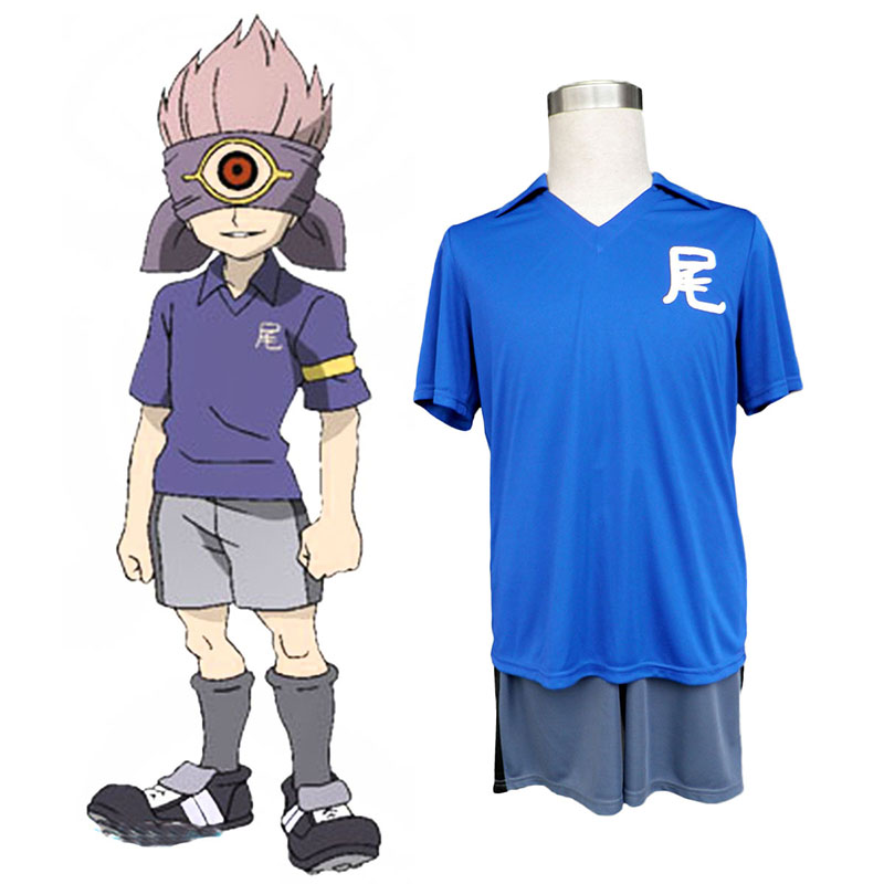 Inazuma Eleven Junior high Soccer Jersey Cosplay Costumes New Zealand Online Store