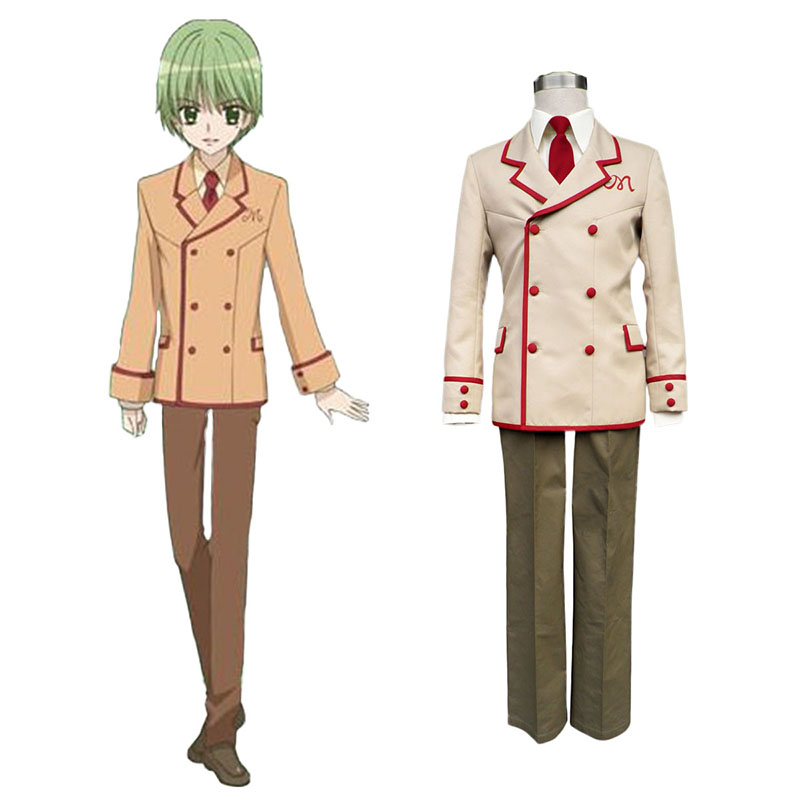 Yumeiro Patissiere Male School Uniforms Cosplay Costumes New Zealand Online Store