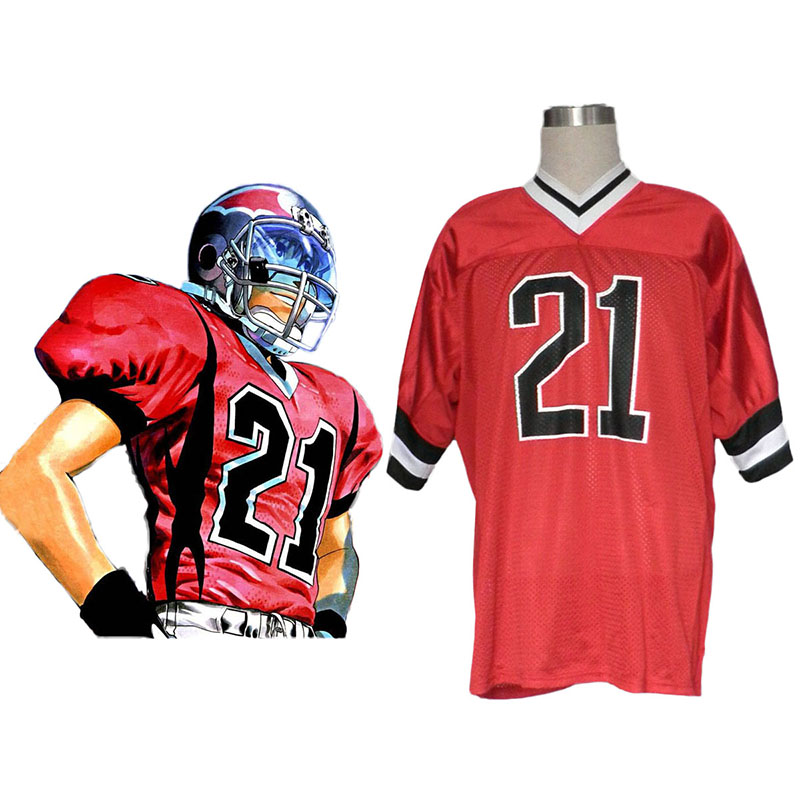 Eyeshield 21 Kobayakawa Sena Cosplay Costumes New Zealand Online Store