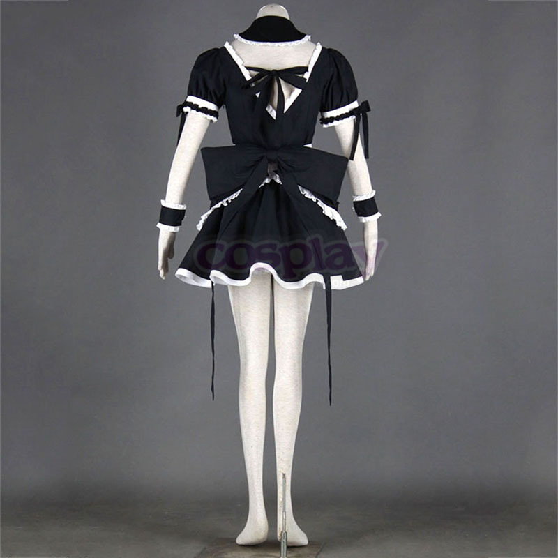 Queen's Blade Airi Maid Cosplay Costumes New Zealand Online Store