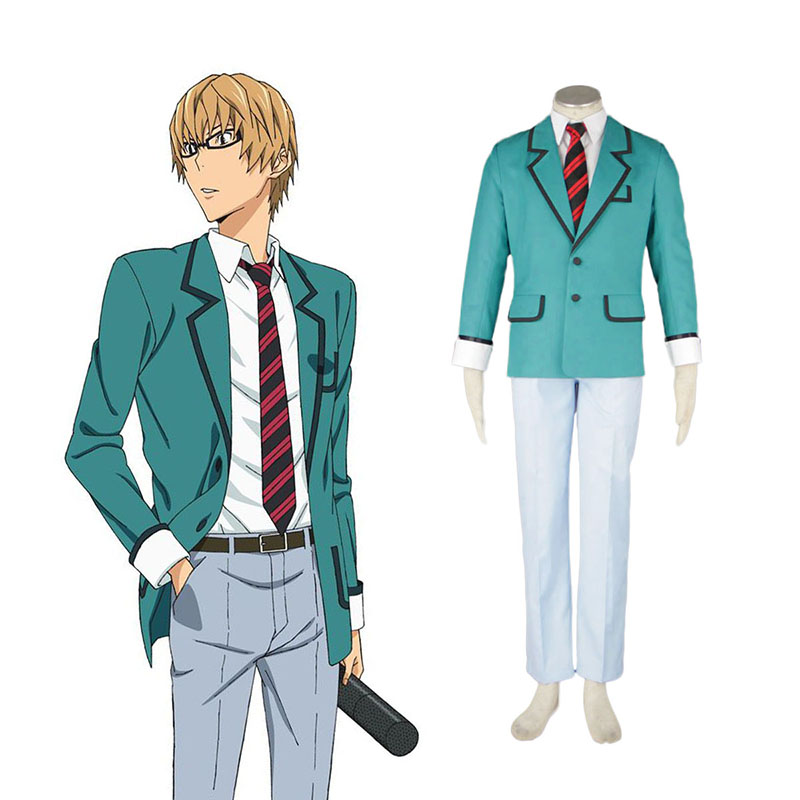 Bakuman Male School Uniform Cosplay Costumes New Zealand Online Store
