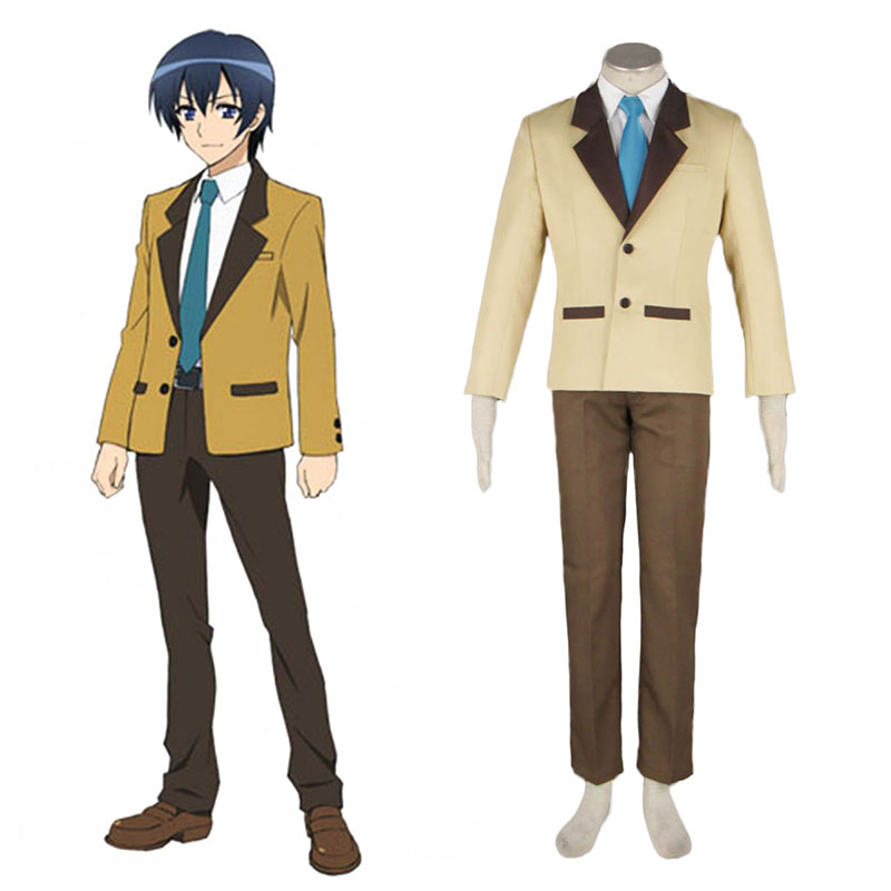 MM! Male Winter School Uniform Cosplay Costumes New Zealand Online Store