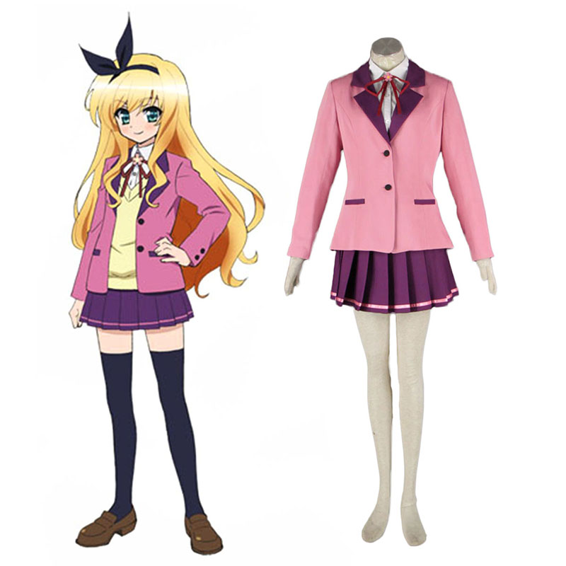 MM! Female Winter School Uniform Cosplay Costumes New Zealand Online Store