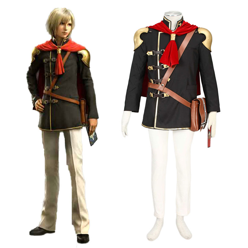 Final Fantasy Type-0 Ace 1 Cosplay Costumes New Zealand Online Store
