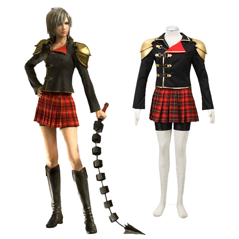 Final Fantasy Type-0 Seven 1 Cosplay Costumes New Zealand Online Store