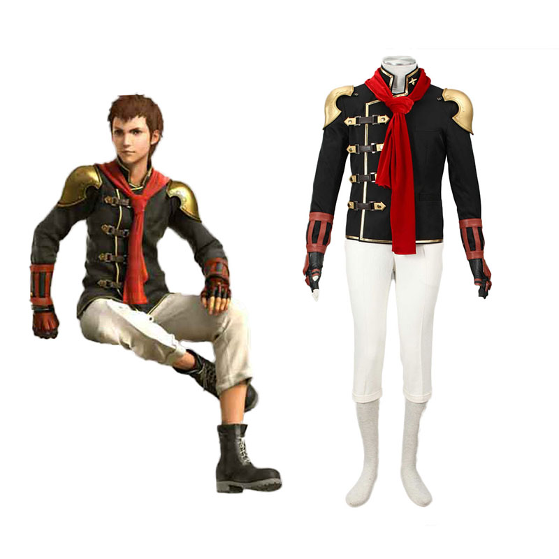 Final Fantasy Type-0 Eingt 1 Cosplay Costumes New Zealand Online Store