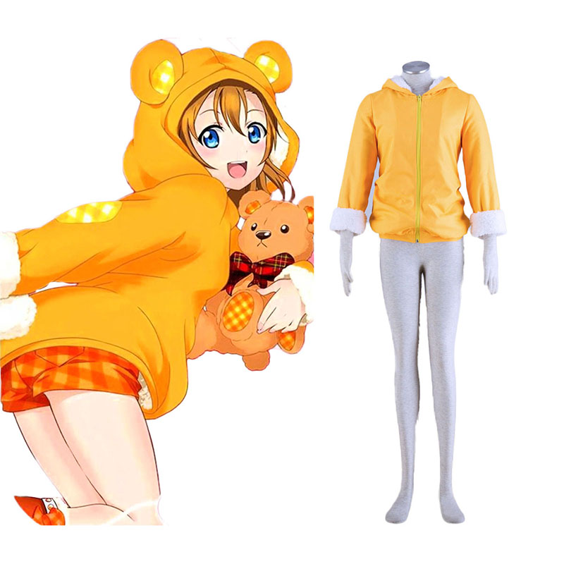 Love Live! Honoka Kousaka 2 Cosplay Costumes New Zealand Online Store