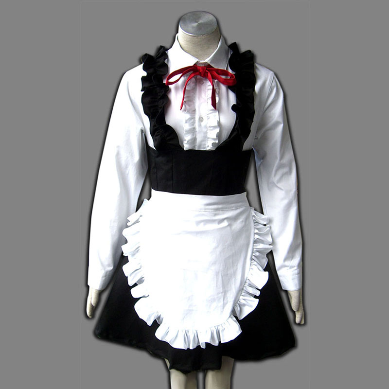Maid Uniform 8 Pure Spirit Cosplay Costumes New Zealand Online Store