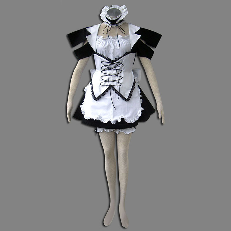 Maid Uniform 13 Wind Spirit Cosplay Costumes New Zealand Online Store