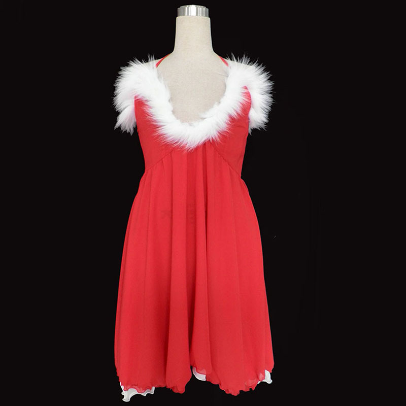 Christmas Lady Dress 3 Cosplay Costumes New Zealand Online Store