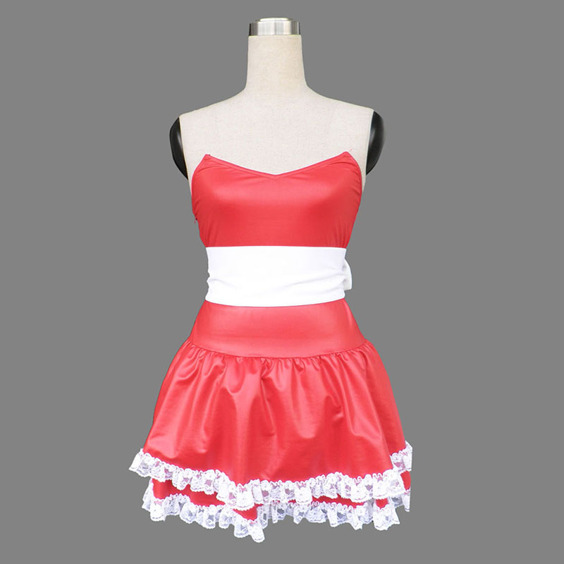 Christmas Bunny Rabbit Lady Dress 1 Cosplay Costumes New Zealand Online Store