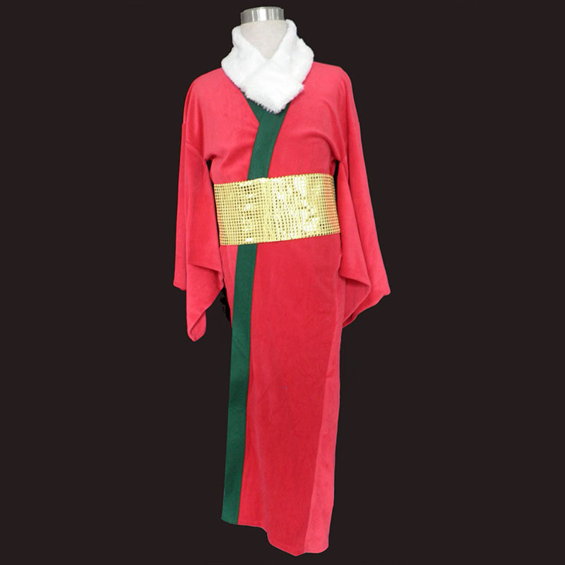 Christmas Red Kimono 1 Cosplay Costumes New Zealand Online Store