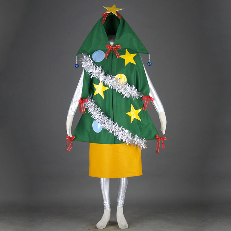 Christmas Tree 1 Cosplay Costumes New Zealand Online Store