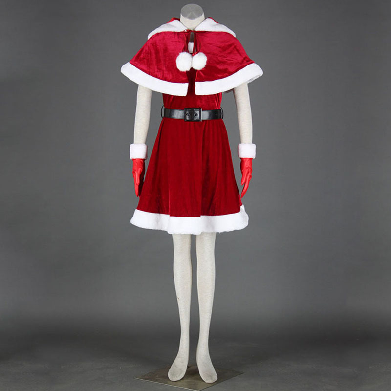 Christmas Lady Dress 11 Cosplay Costumes New Zealand Online Store