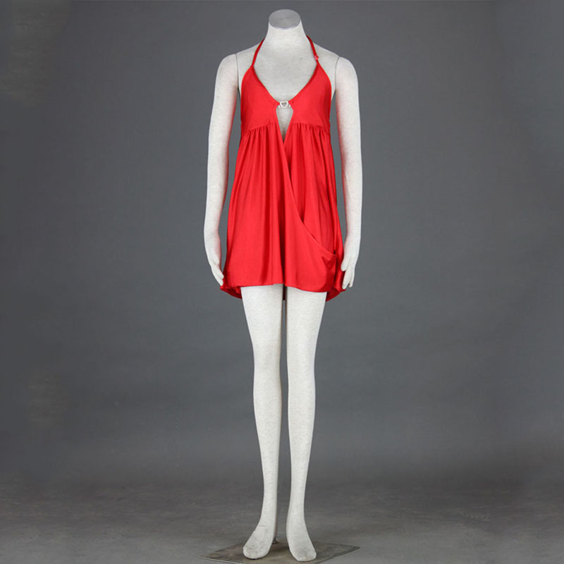 Nightclub Culture Red Sexy Evening Dress 5 Cosplay Costumes New Zealand Online Store