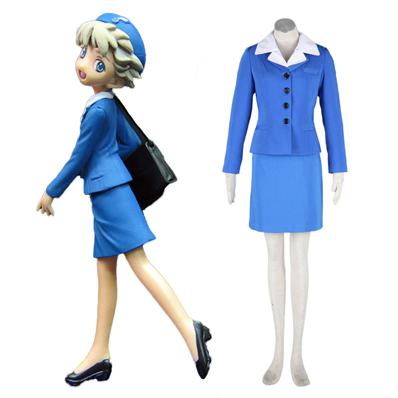 Aviation Uniform Culture Stewardess 2 Cosplay Costumes New Zealand Online Store