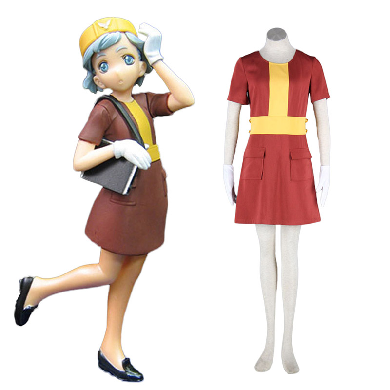 Aviation Uniform Culture Stewardess 4 Cosplay Costumes New Zealand Online Store