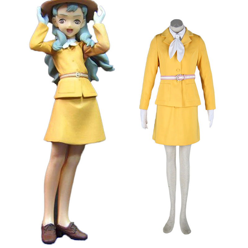 Aviation Uniform Culture Stewardess 5 Cosplay Costumes New Zealand Online Store