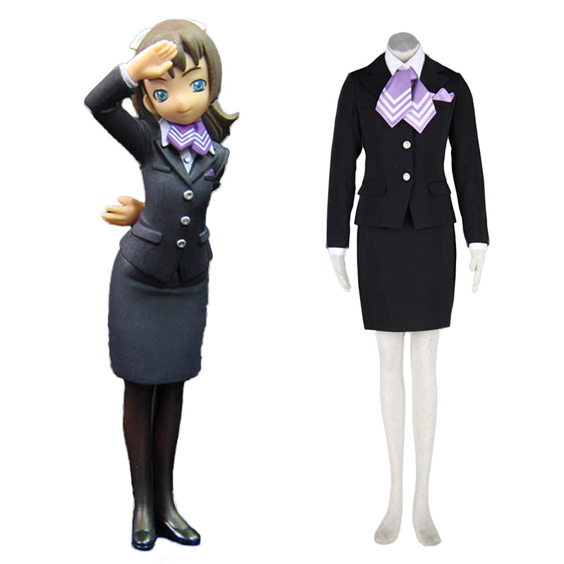 Aviation Uniform Culture Stewardess 9 Cosplay Costumes New Zealand Online Store